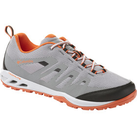 Columbia Vapor Vent Shoes Men Smokey Haze/Tangy Orange